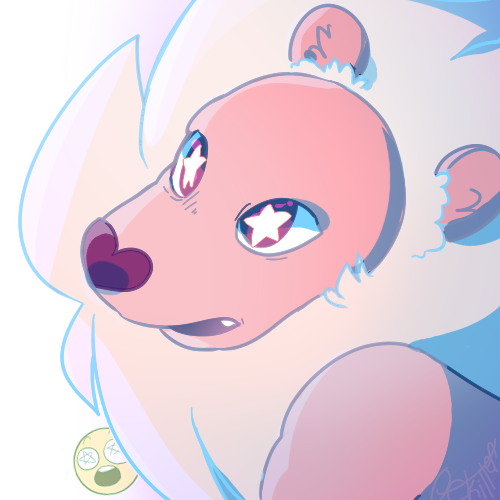 Steven Universe Save The Light Blue Nose Pink Cartoon Mammal Vertebrate Head Fictional Character Eye Png