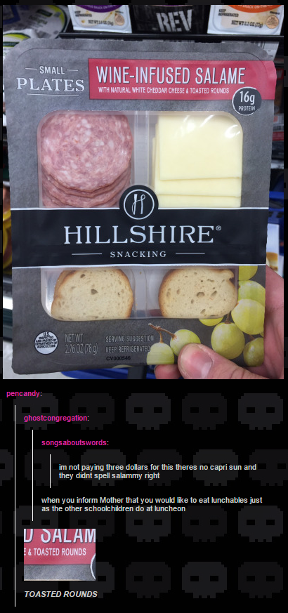 Lunchables For The Wealthy Tumblr Know Your Meme