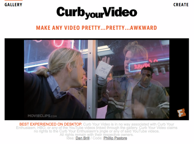 curb your enthusiasm credits download