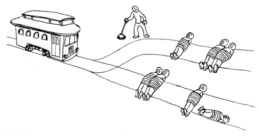 Yeah The Trolley Problem Know Your Meme