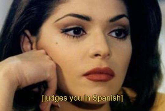 judges you in spanish soraya montenegro know your meme