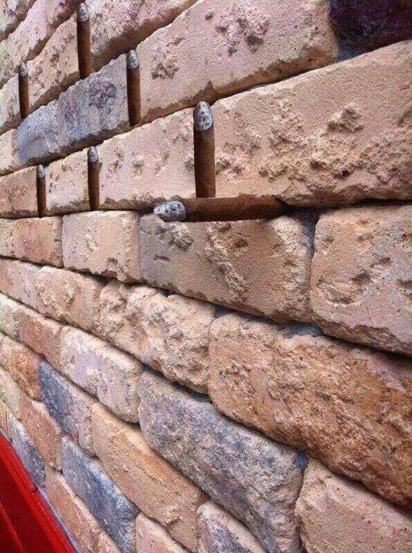 Image result for when you see it brick wall