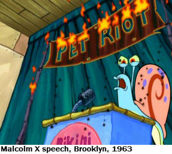 Gary X SpongeBob SquarePants Know Your Meme