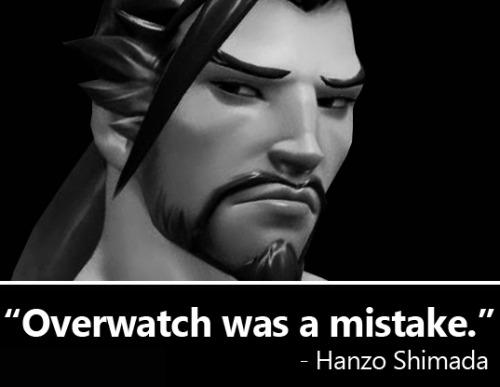 Overwatch Was A Mistake