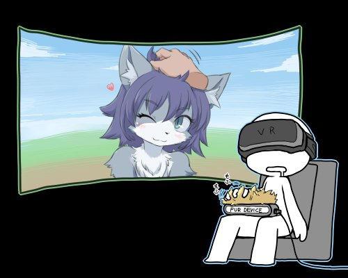 vrに期待することっていったら by らくべーた virtual reality