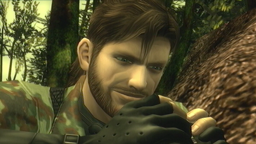 Big Boss Smile Metal Gear Solid 3 Snake Eater Know Your