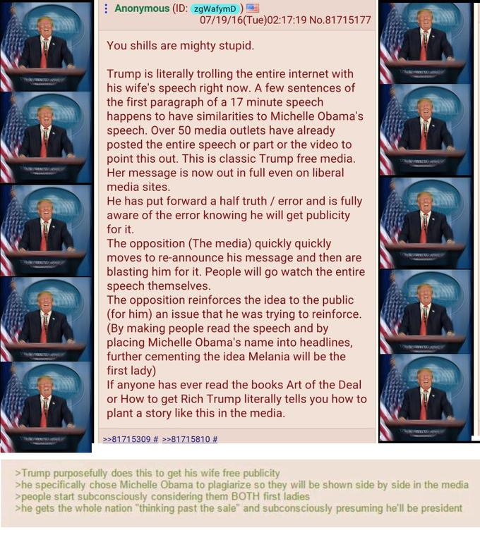 Trump Is Playing 4D Chess   Know Your Meme