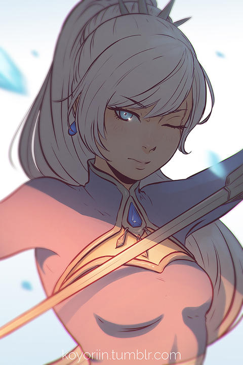 Vol 4 Weiss | RWBY | Know Your Meme