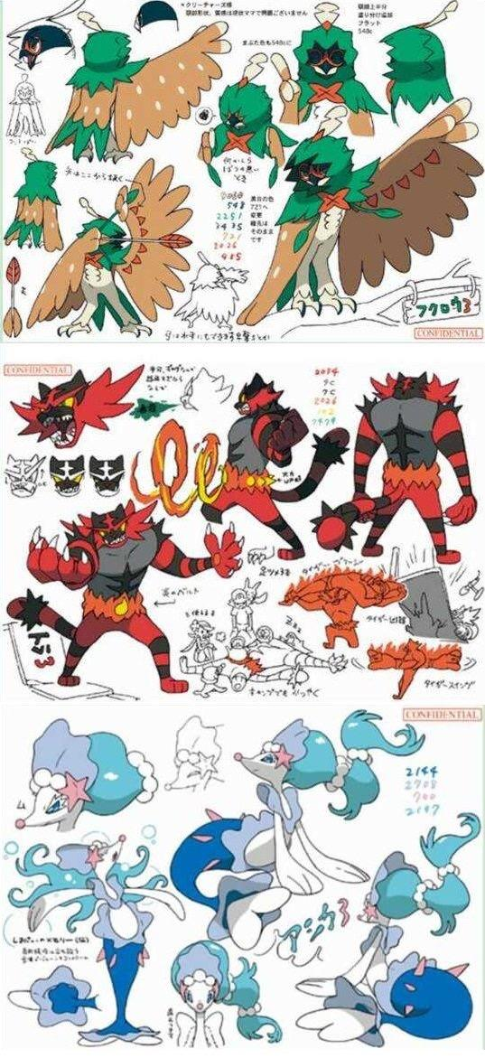 Leaked Possible Final Starter Evolutions Pokemon Know Your Meme