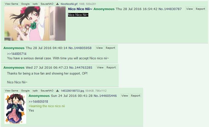 Nico Nico Nii Know Your Meme