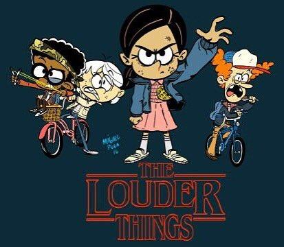 The Louder Things by Miguel Puga (a TLH storyboarder) | The