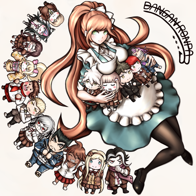 Danganronpa Know Your Meme