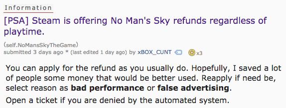 no man s sky know your meme