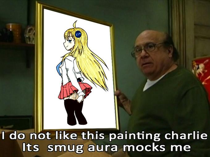 Its Smug Aura Mocks Me Know Your Meme