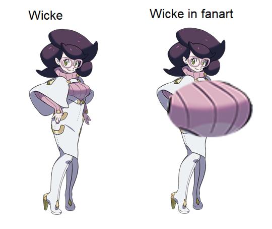 Wicke in Fanart | Wicke | Know Your Meme
