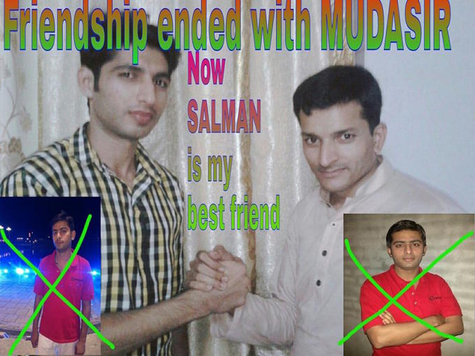 Friendship Ended With Mudasir Know Your Meme