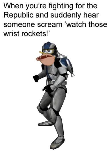 Watch Those Wrist Rockets Know Your Meme