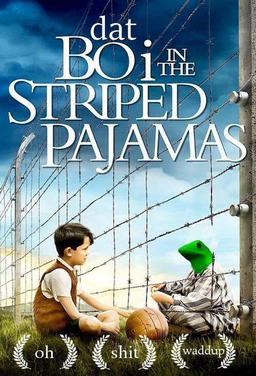 Dat Boi In The Striped Pajamas Dat Boi Know Your Meme