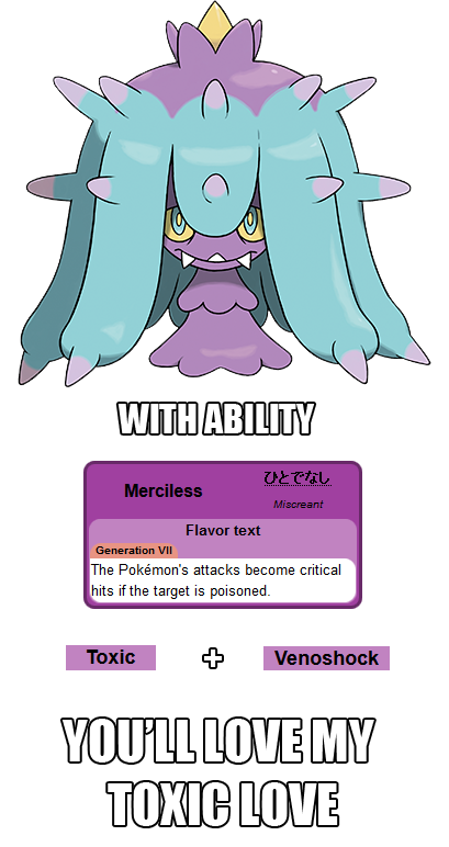 mareanie and toxapex are dangerous pokémon sun and moon know