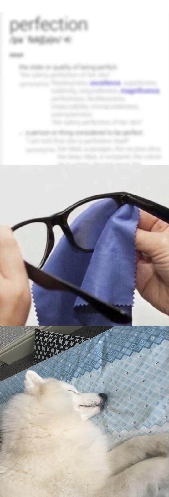 Cleaning Glasses Meme Meme Baby