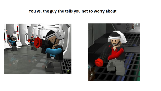 Lego Know Your Meme
