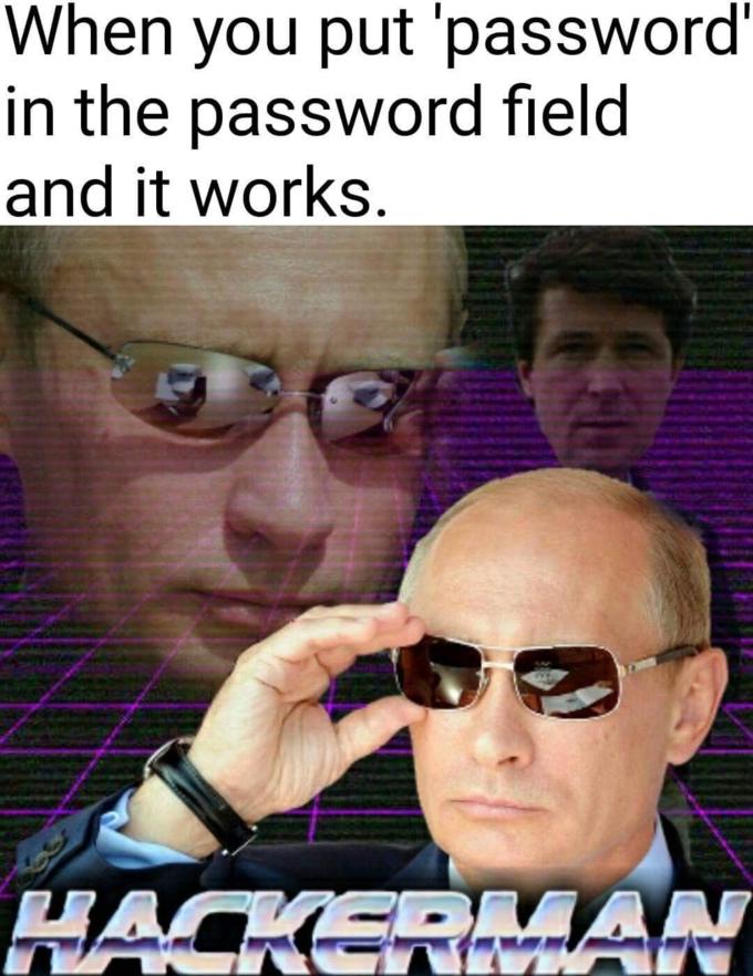 Hackerman Know Your Meme