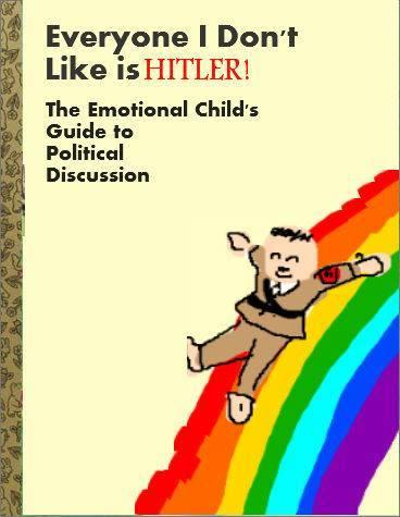 Resultado de imagen para everyone i don't like is literally hitler