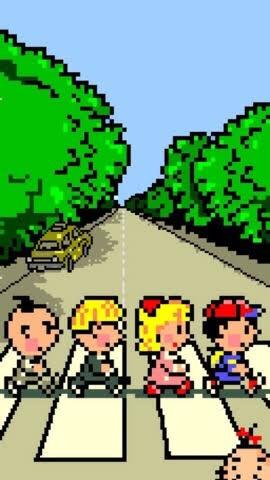 MOTHER 2 / EarthBound | Abbey Road Parodies | Know Your Meme