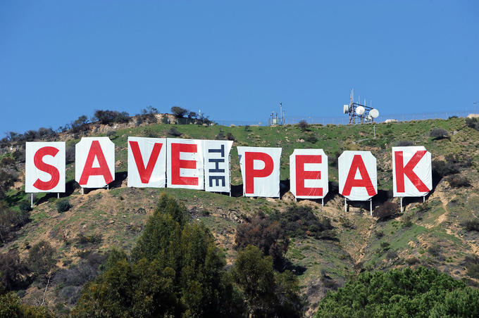Hollywood Sign Parodies Know Your Meme