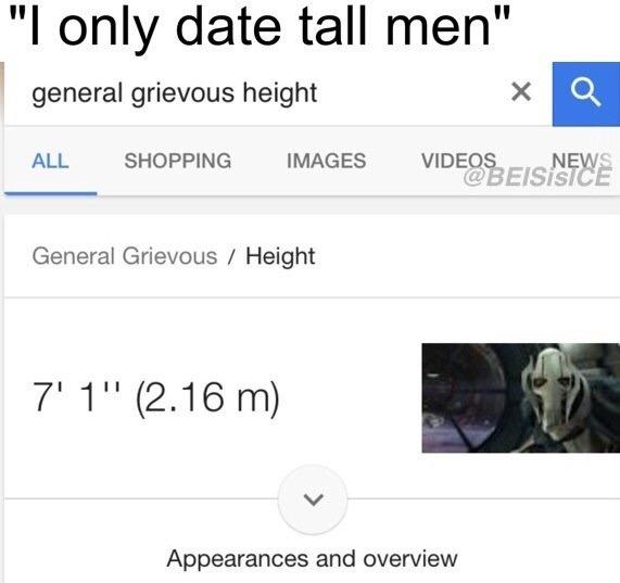 pros of dating a tall guy