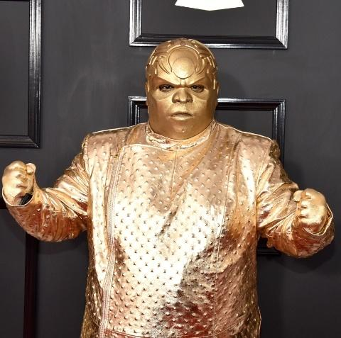 Ceelo Green S Grammys Outfit Know Your Meme