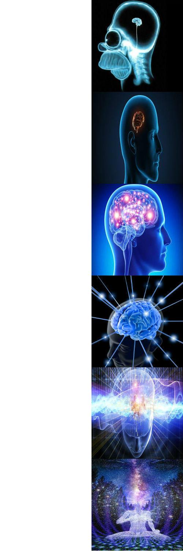 5ed expanding brain template expanding brain know your meme