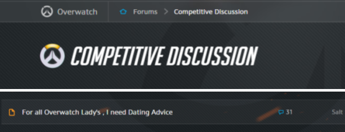 dating advice forums