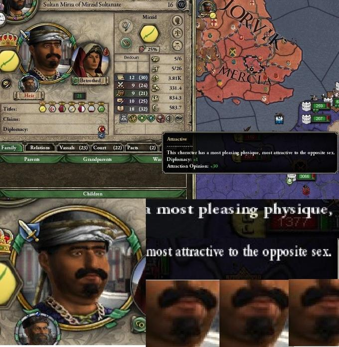 Crusader Kings II | Know Your Meme