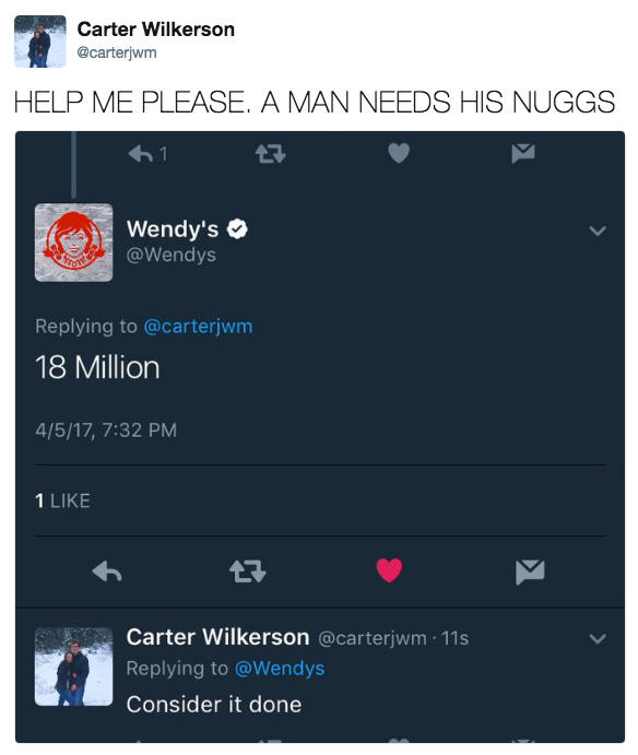 Wendys | Know Your Meme