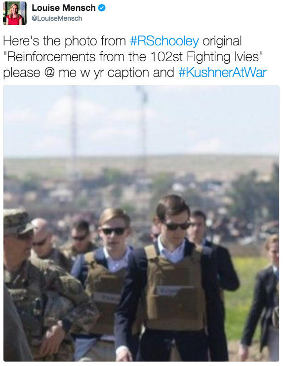 Kushneratwar Know Your Meme