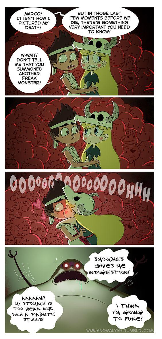Starco Hungry Larry | Star vs. the Forces of Evil | Know Your Meme