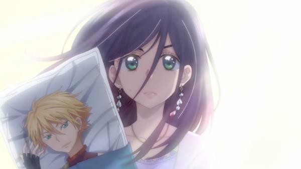 Human Hair Color Anime Cartoon Mangaka Purple Nose Black Snapshot Girl Eye Cg Artwork