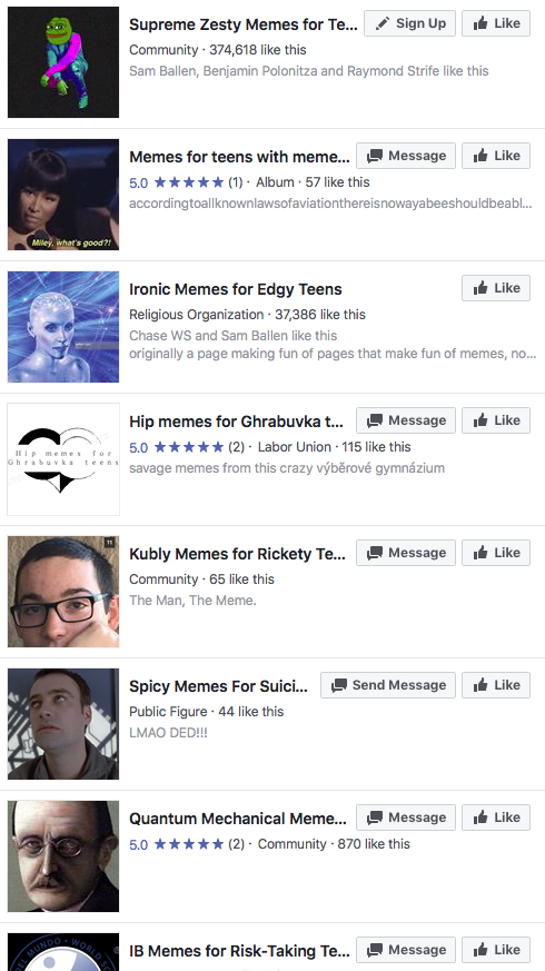 Dank Memes for Edgy Teens | Know Your Meme