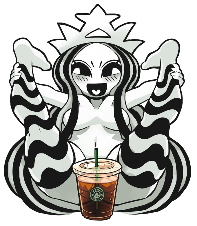 Starbucks Chan Know Your Meme