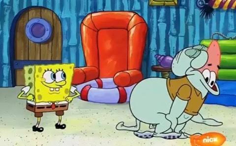 My Eyes Spongebob Squarepants Know Your Meme