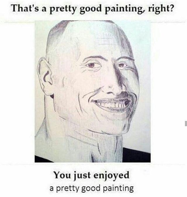 You Just Enjoyed One Of Hitler's Artworks