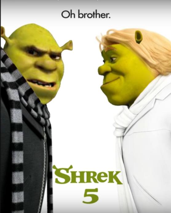 sherk 5 confirmed shrek know your meme