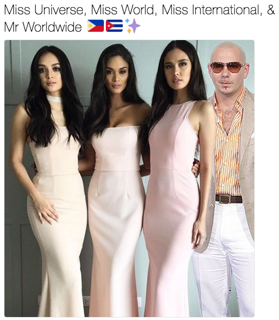 Mr  Worldwide | Know Your Meme