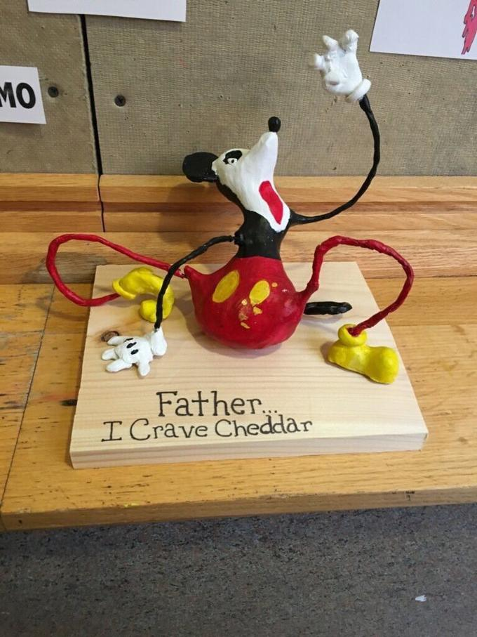 MO Father 工Crave Cheddar