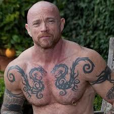 Buck Angel Man Tattoo Facial Hair Barechestedness Beard Chest Muscle Arm