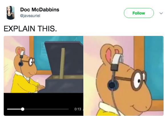 Arthur\u0027s Headphones
