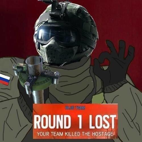 When The Hostage Is Killed Just Right Rainbow Six Siege Know