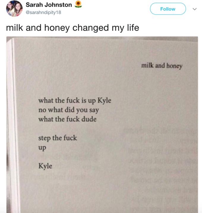 3b3 milk and honey\