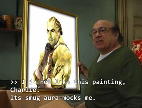 Bitterman's smug aura | Its Smug Aura Mocks Me | Know Your Meme